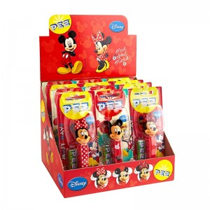 Disney Mickey ve Minnie Lisanslı Pez Şeker