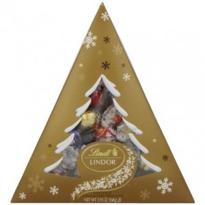 Lindt Lindor Assortment Xmas Tree - Hediye Çikolata