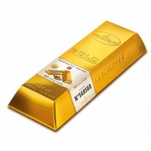 Goldkenn Gold Praline Chocolate - Çikolata Bar